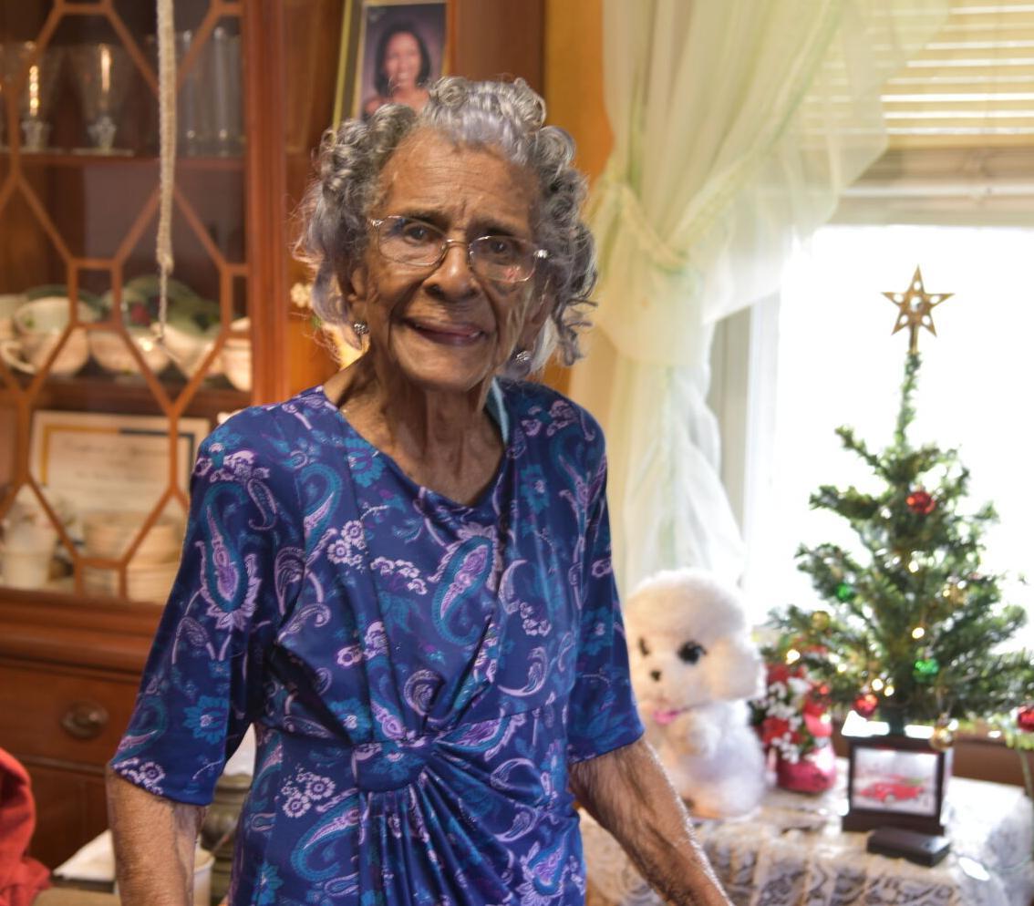 Rocky Mount gem credits long life to good health