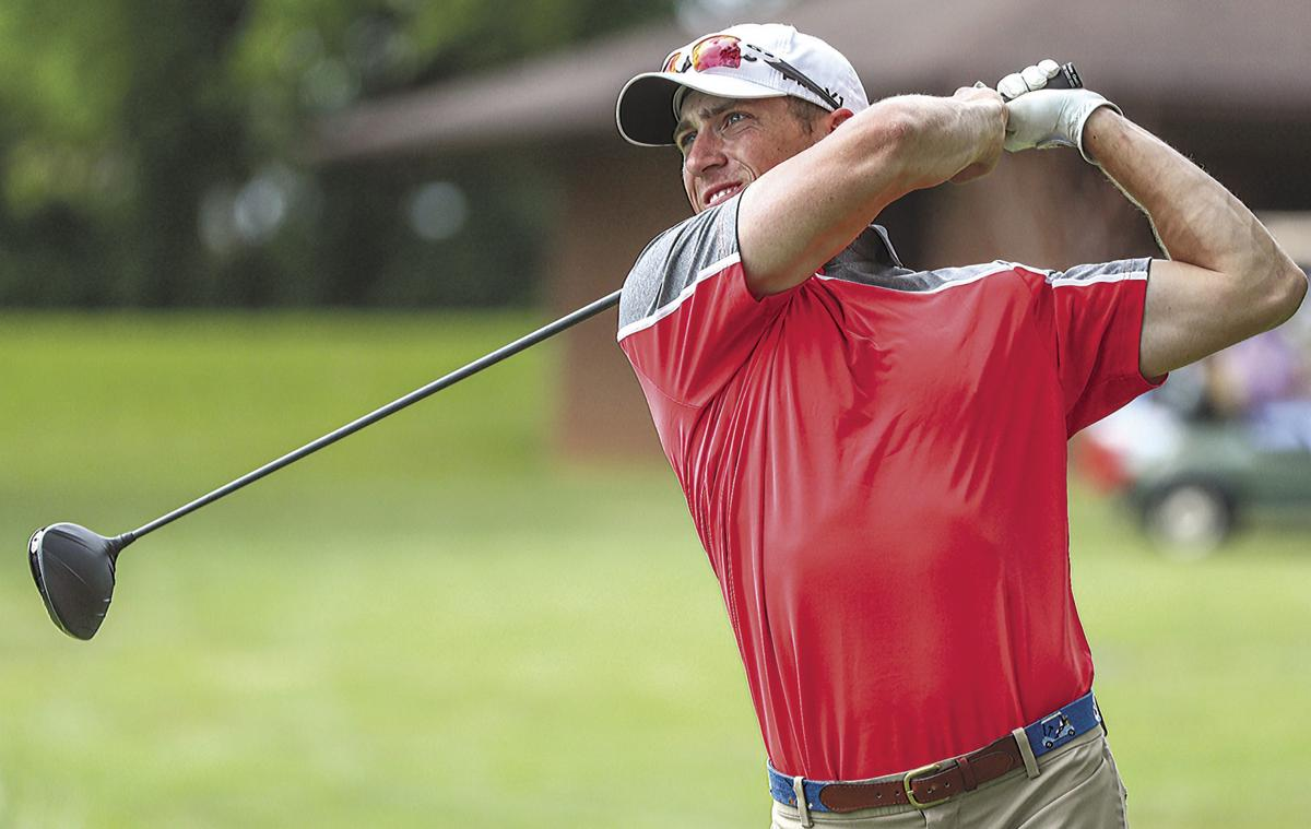 Ferguson completes championship quest, wins Roanoke Valley Golf Hall of Fame crown