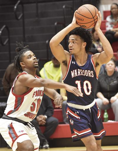 Terriers advance in Blue Ridge tournament with 10-point win