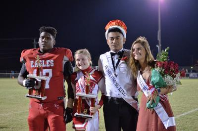 2019 FCHS Homecoming Royalty