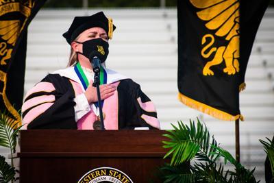 Missouri Western Graduation