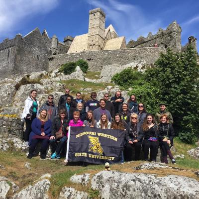 Choirs go to Czech Republic and Austria for Spring Break