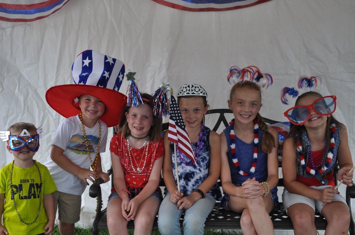 July 5 kids