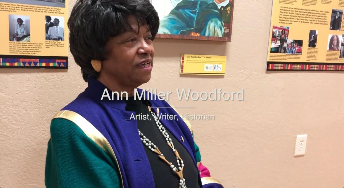 Ann Miller Woodford