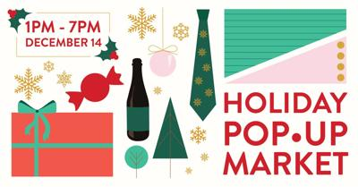 Archetype Brewing holiday pop-up market Dec. 14