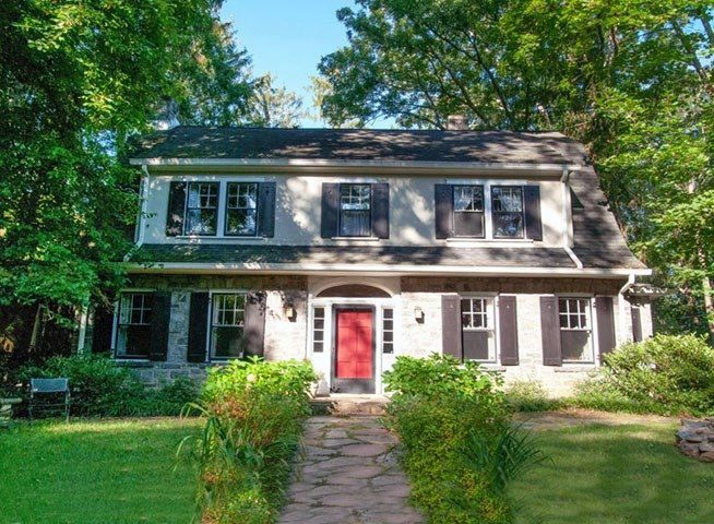 Historic home in Montford