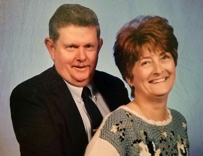 Charles and Olivia Redmon