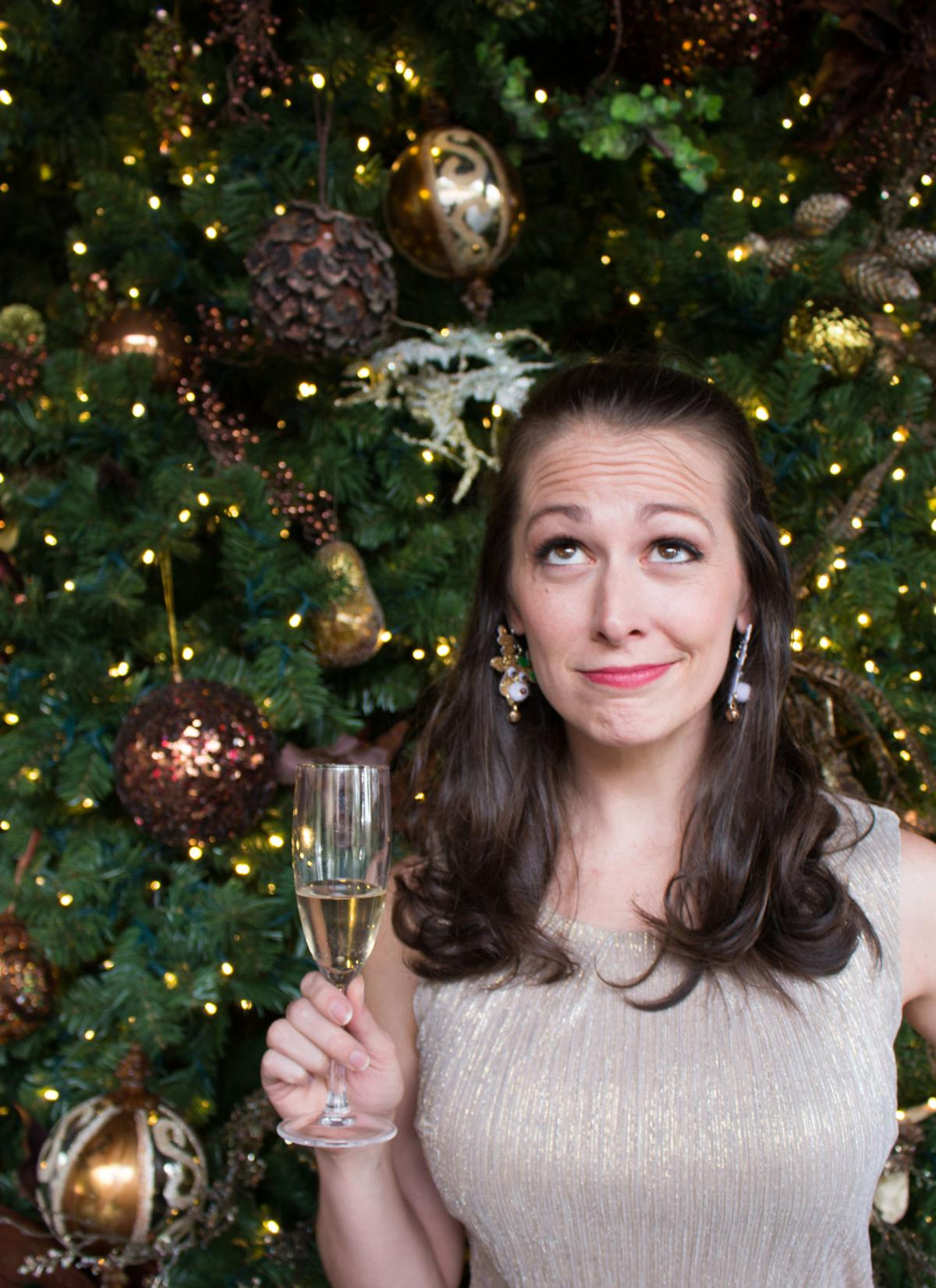 12 Dates Of Christmas.Enjoy Holiday Hilarity At The Twelve Dates Of Christmas