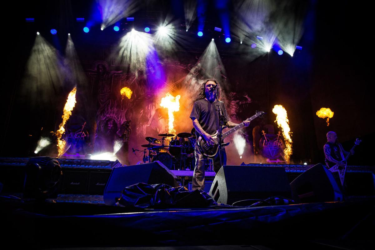 Slayer, Final World Tour - Orlando, FL 6-15-18