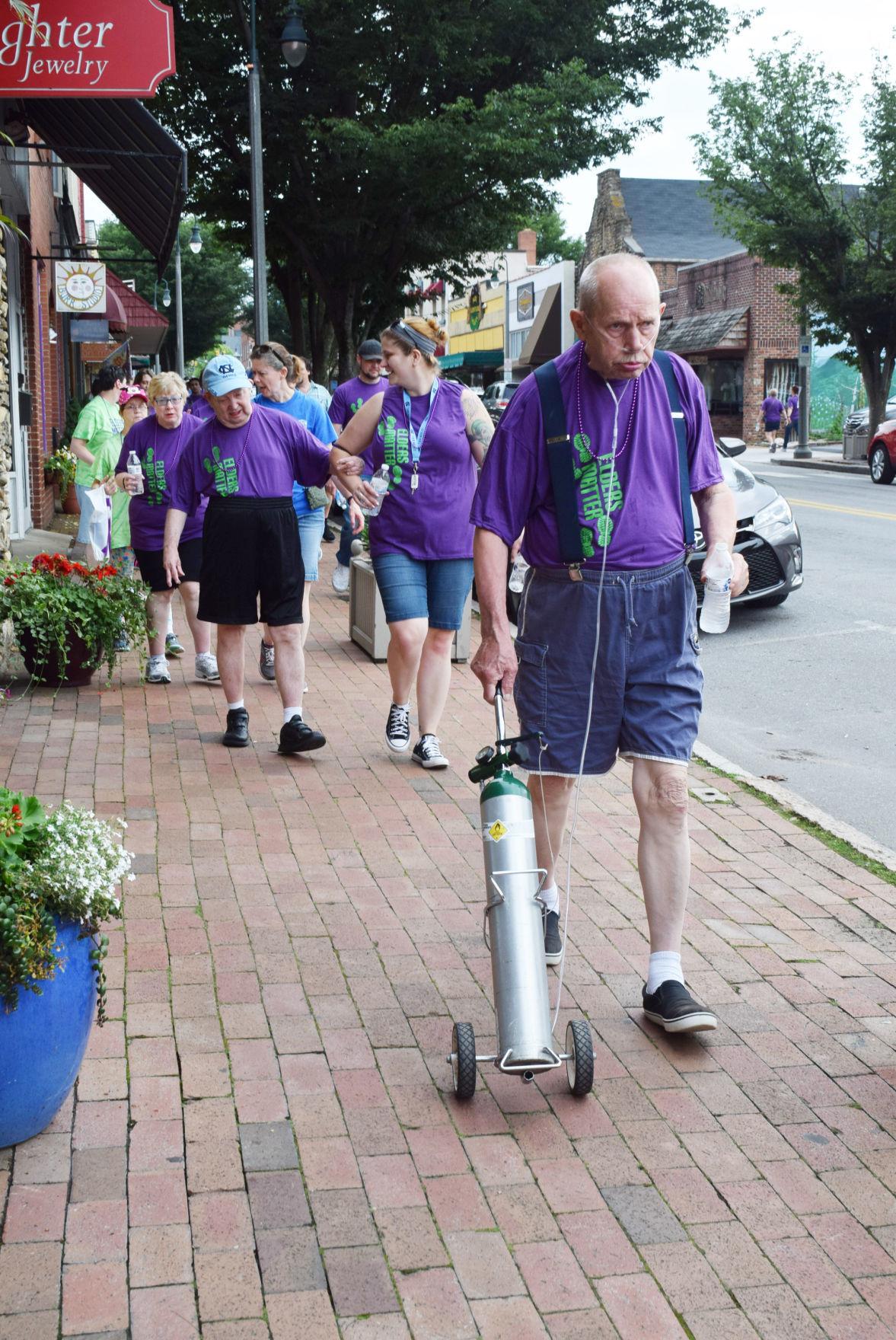 Elder Abuse Walk 2017