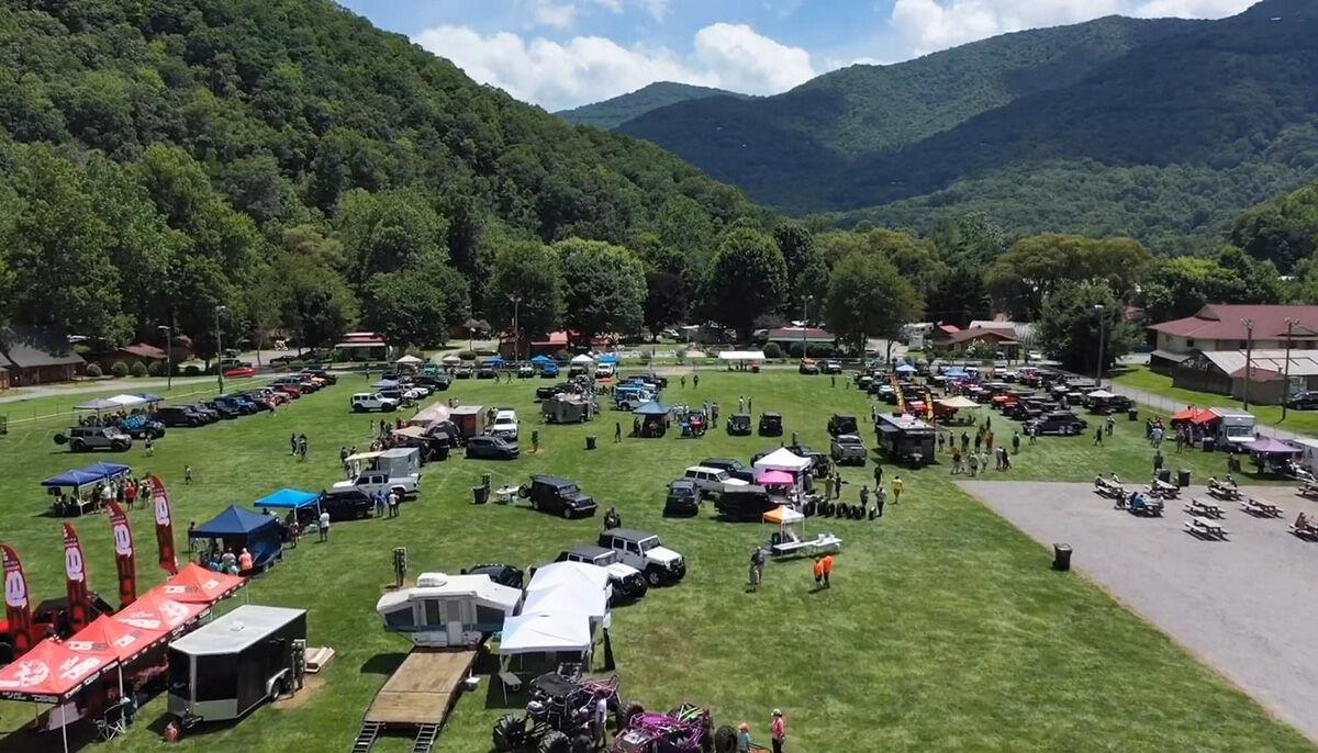 Inaugural WNC JeepFest 2020 Maggie Valley