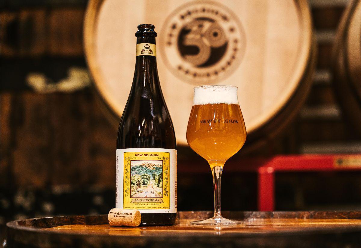 NBB 30th anniversary brew — Wild Ale