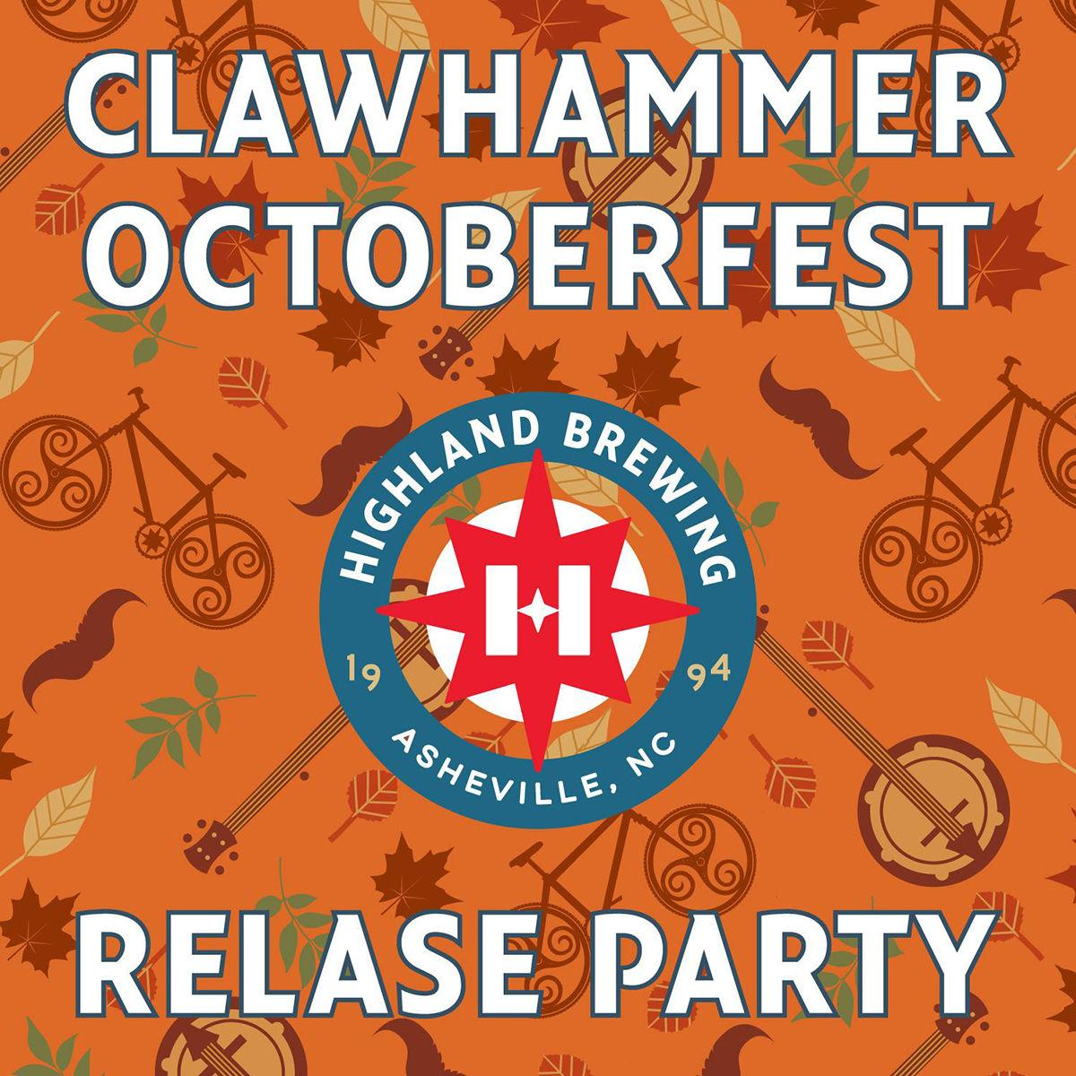 Highland Clawhammer release party Aug. 9