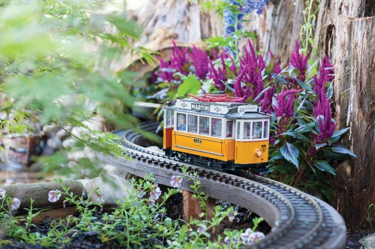 Biltmore Gardens Railway