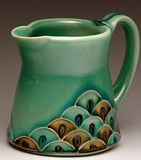 Pottery by Maria Andrade Troya
