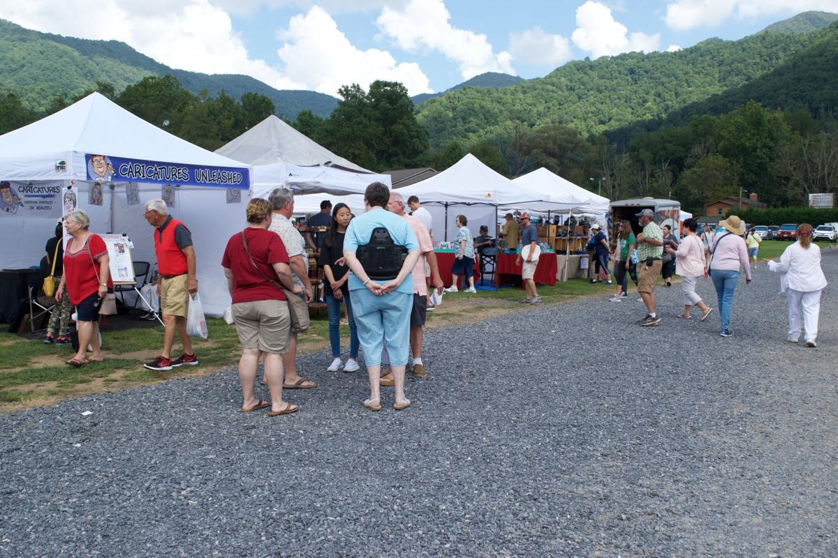Maggie Valley Arts and Crafts Show