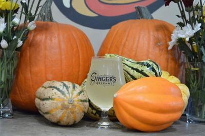Ginger's Revenge Fall Harvest  ginger beer 9-21