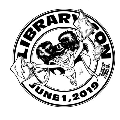 Library con