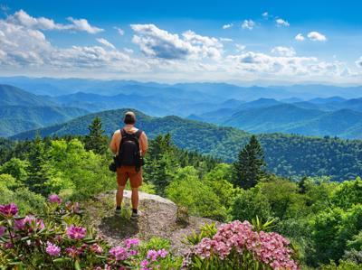 parkway high elevation hike