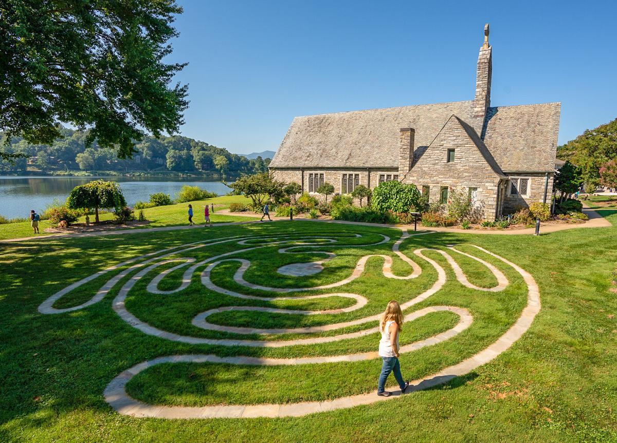 Lake Junaluska Labyrinth