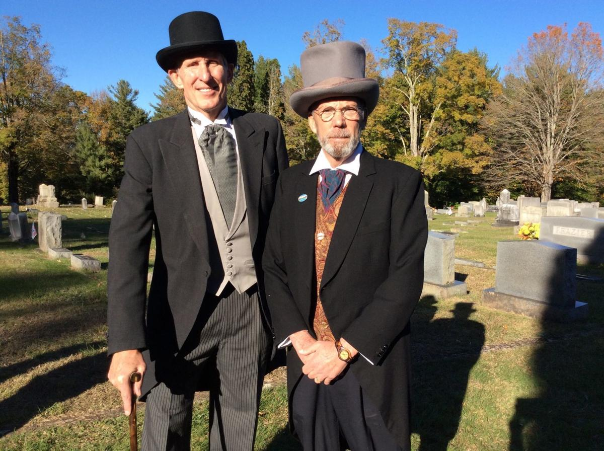 greenhill cemetery tour