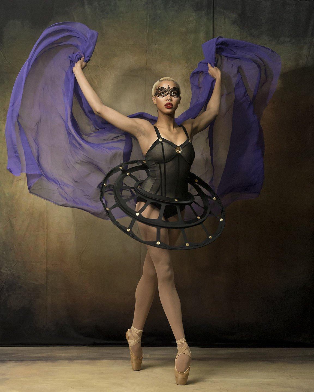 Hiplet Ballerina