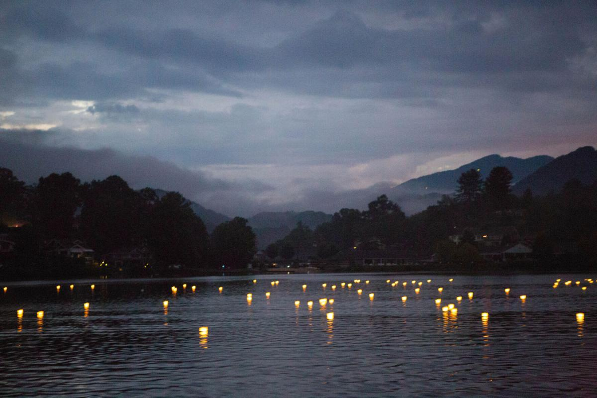 200 floating lanterns spread light and warmth over Lake Junaluska on the night of July 4.jpg