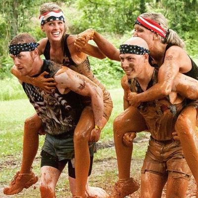 Mountain Mud Run