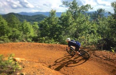fire mountain mountain bike trail