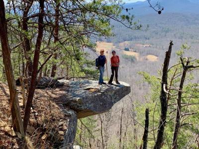 Bob-Carlson-and-Kim-Chao-on-Youngs-Mountain-Trail.jpg