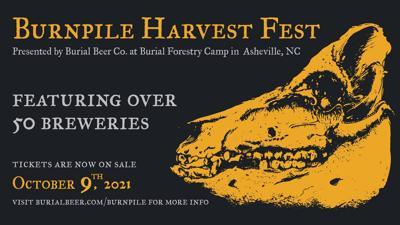 Burial Beer Burnpile Fest 10-21