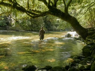 fly fishing excursion