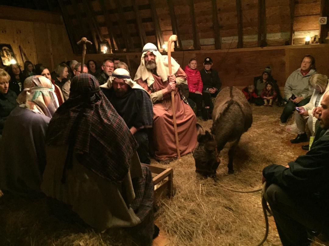 Christmas Worship in a Stable 2018