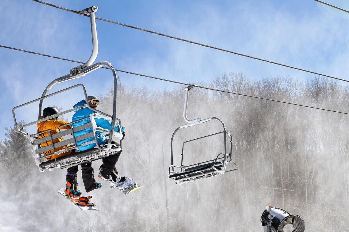 Cataloochee lifts