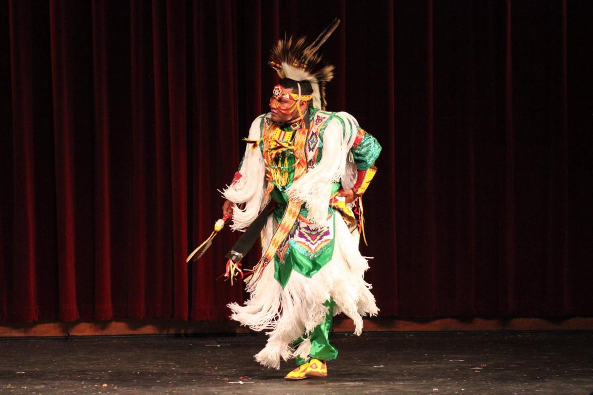 folkmoot cherokee dancer.JPG