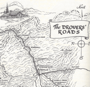 drovers road