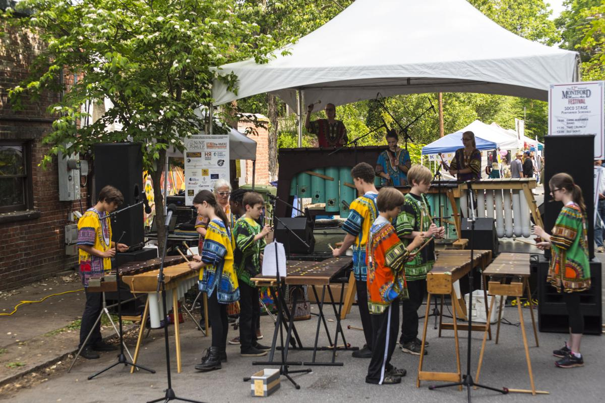 Montford music and arts festival