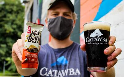 Catawba Brewing - Cliff Bar promotion through Sept. 13