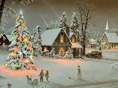 The history of Old Christmas | Events | theguidewnc.com