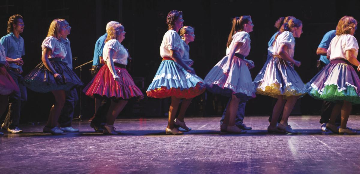 89th Annual Mountain Dance and Folk Festival is back in swing