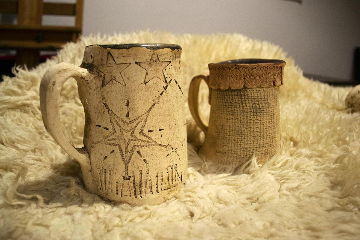 Do-it-yourself pottery beer steins at Highland Aug. 9