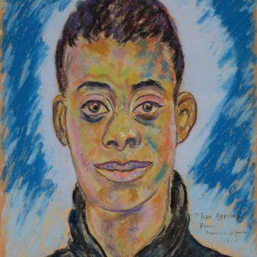 asheville art musem Delaney-B-Portrait-of-James-Baldwin-2017.13.01-BC-360x360.jpeg
