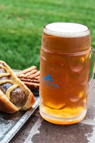 Catawba Brewing Oktoberfest take home 9-20