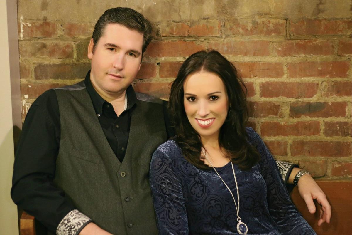 Darrin & Brooke Aldridge