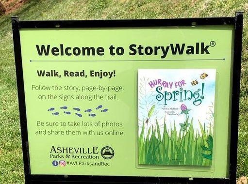Weaver Park Storywalk