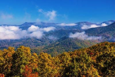 Hike to Black Rock Mountain