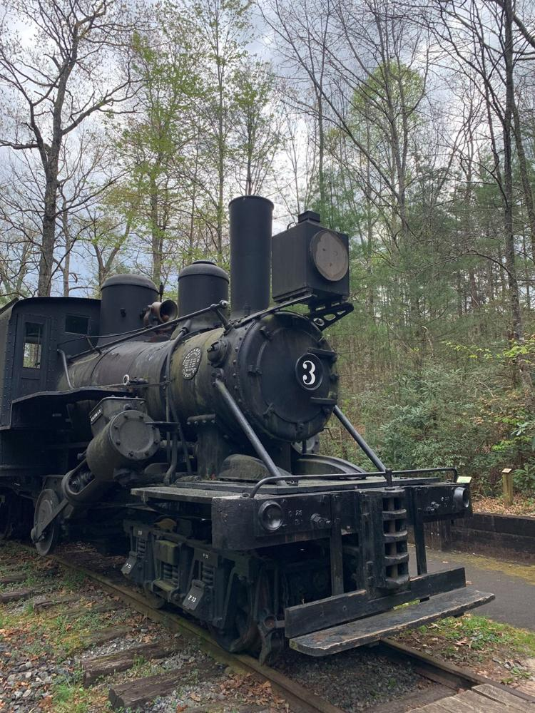 Train history day