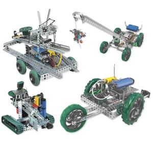 Local Students Battle Their Bots At Vex Robotics Competition In