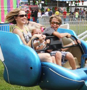 "Advance Wristbands For Rides At Fair Available At ""The I-J"""