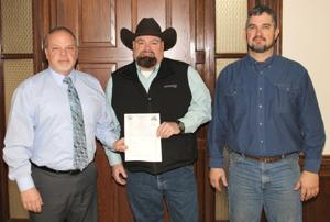 County Commission Proclaimed 'Thank A Farmer Week' 2019